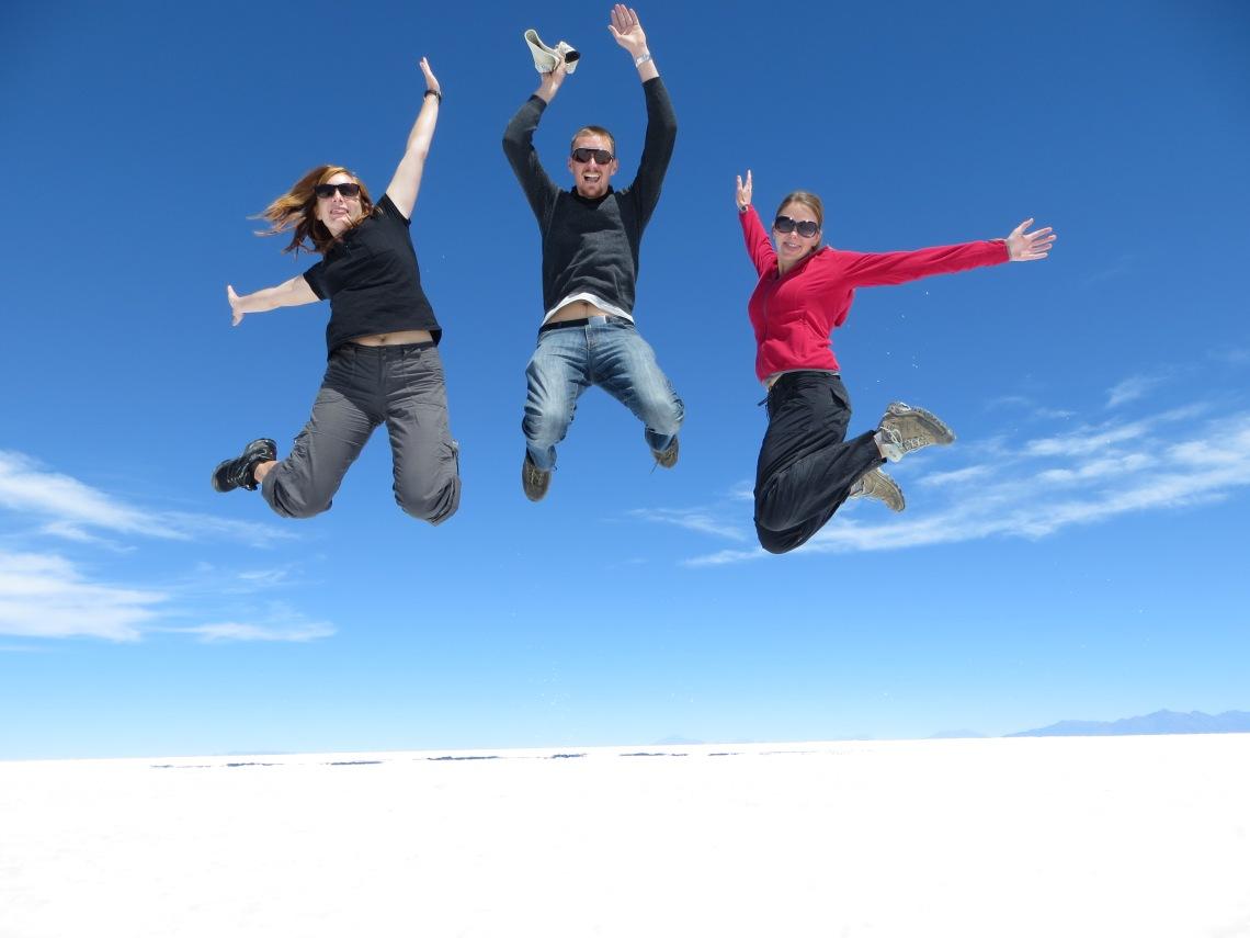 Salt Flats, Uyuni Bolivia