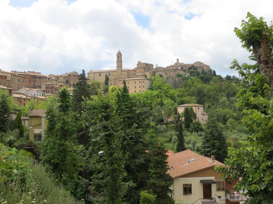 Montepulcian, Tuscany, Italy