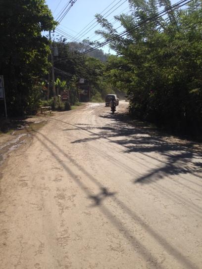 Dust Streets of Santa Teresa