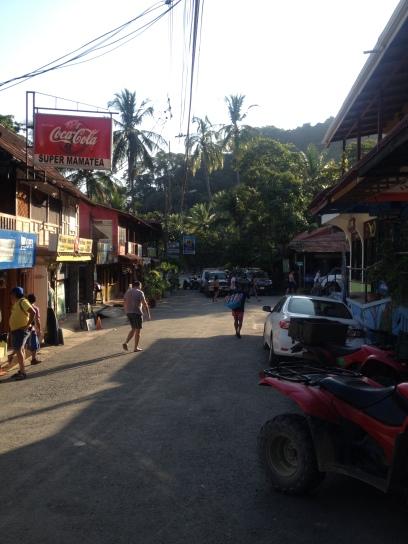 Downtown Montezuma