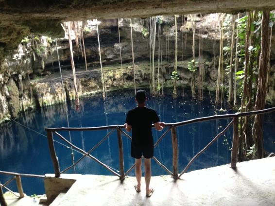 Oxman cenote