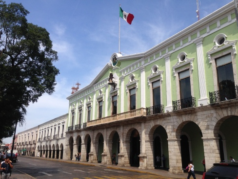 Next stop Mérida, Mexico?