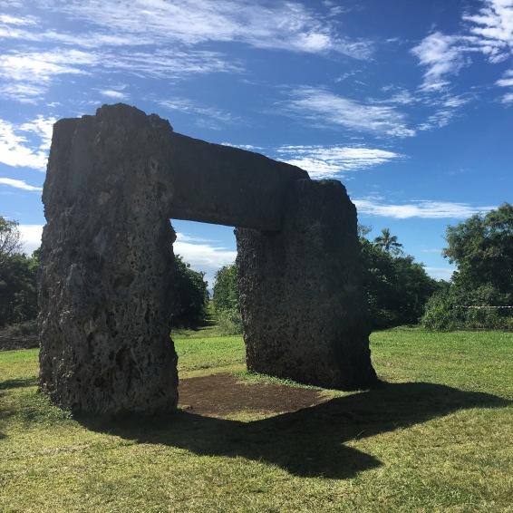 Ha'amonga 'a Maui