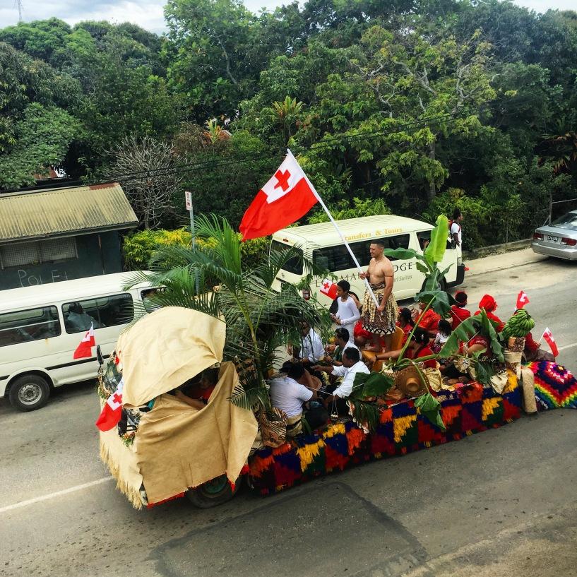 Celebration Tongan style